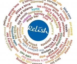 Book cover for Relish 2009