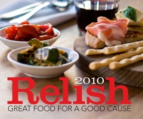 Book cover of Relish 2010