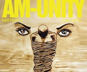 Photo of the cover of Am-Unity Magazine